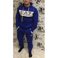 Мужской спортивный костюм Emporio Armani blue