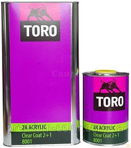Лак TORO 8001