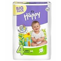 Подгузники Bella Happy Maxi 4, (8-18 кг) 66 шт