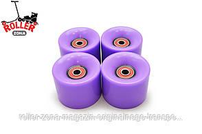 Колеса для пенни борда - pennyboard Фиолетовый