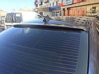 Бленда спойлер на стекло тюнинг BMW F10 (стекловолокно)