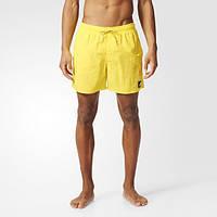 Яркие пляжные шорты adidas Solid Water BJ8778 - 2017