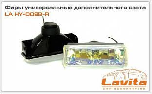 Фара дополнительная Lavita LA Hy-008b/R