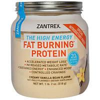 Zoller Laboratories, Белок для сжигания жира, сливочно-ванильный вкус, 1 фунт 2 унций (518 г)