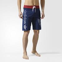 Пляжные шорты Adidas для мужчин Basic BK8000 - 2017