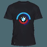 """Мужская футболка """"BMW"""" (разные цвета)"""