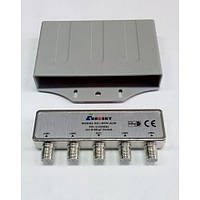 DiSEqC 2.0 4x1 Eurosky DSW-4130 в кожухе