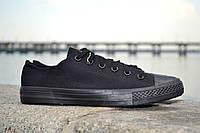 Кеды мужские Converse All Star черные 0125 41