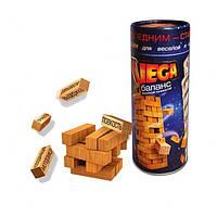 Настольная игра Джанга Вега (Дженга, Jenga Vega)