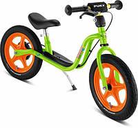 Беговел велобег детский PUKY LR 1 L Br (Германия), салатовый/оранжевый(kiwi/orange)