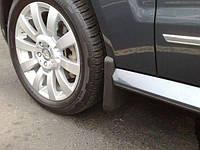 Брызговики передние Mercedes GLK (без порогов, A2048900278)