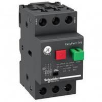 GZ1E01 Автоматический выключатель EasyPact TVS защиты электродвигателей 0.04кВт, 0.1-0.16А