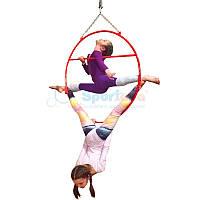 Воздушное кольцо. Кольцо для воздушной гимнастики.