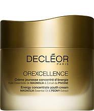 Глобальный омолаживающий крем концентрат для лица и шеи, 50 мл/Decleor OREXCELLENCE ENERGY CONCENTRATE YOUTH