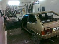 Стекло заднее на ВАЗ 2108/2109/2113/2114  (Хетчбек) (1987-)