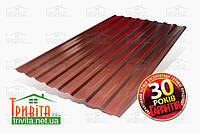 Профнастил для крыши размеры листа и цена Евромодуль 18