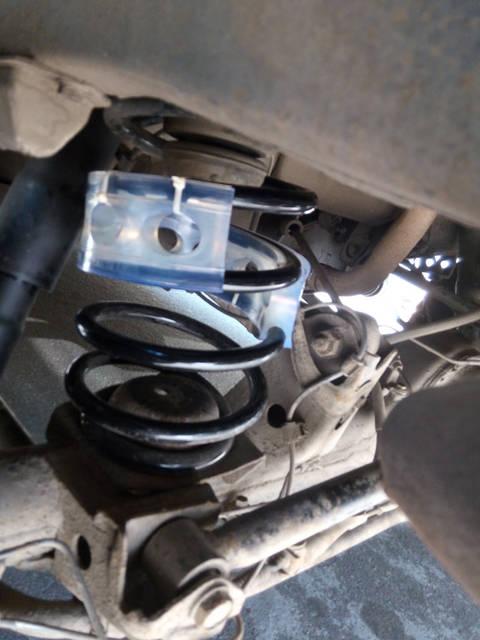 Автобаферы ТТС на Toyota Land Cruiser -1