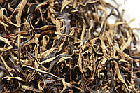 Древесный гриб Муэр резанный полоски сушенный 1кг