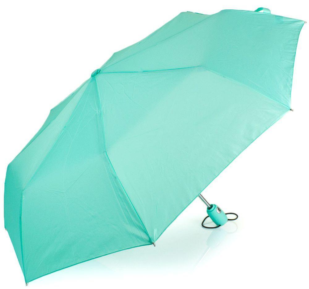 Женский зонт автомат FARE FARE5460-14 зеленый