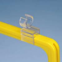 Клипса для рамки  на трубу 12 мм