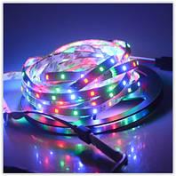 Светодиодная лента LED 12V, SMD5050, 60 д/м, RGB
