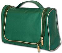 Дорожный органайзер для косметики Premium, зеленый
