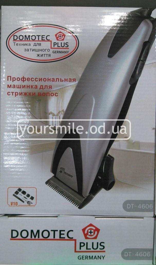 Машинка для стрижки волос Domotec 4606