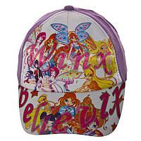 Бейсболка LD16008 фиолетовая