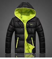 Мужская куртка NIKE зимняя в двух расцветках