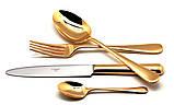 Cutipol Atlantico Gold Набор ложек чайных 6 шт (AT.11 G), фото 2