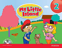 My Little Island 2 Pupil's Book + CD-ROM