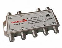 DiSEqC 1.1 8x1 OpenFox GD-81A