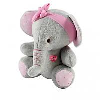 Плюшевый Слон (Розовый бант), Sunny Bunny