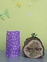 "Пакет для подарков ""Фиолетовый бантик"" 190х95х65"