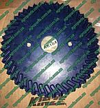 Держатель GD11122 щетки GD8237 Upper Brush Retainer KINZE пластина направляющая, фото 3