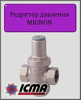 """Редуктор давления MIGNON 1/2"""" ICMA"""