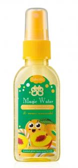 Детский ароматический спрей для тела с блестками «Волшебная вода», аромат «Абрикос» - Интернет-магазин Флоранж в Полтаве