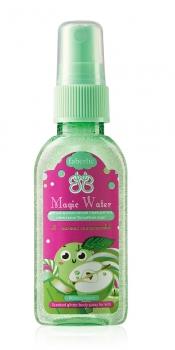 Детский ароматический спрей для тела с блестками «Волшебная вода», аромат «Яблоко» - Интернет-магазин Флоранж в Полтаве