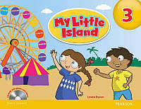 My Little Island 3 Pupil's Book + CD-ROM