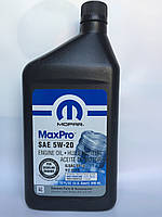 Моторное масло  MOPAR 5W-20 0,946 л, фото 1