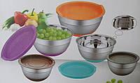 Набор контейнеров для хранения еды YYI B1311 5 pcs