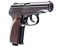 Пневматический пистолет Umarex Makarov Ultra, 18-ти зарядный магазин, +предохранитель. Пневматическое оружие