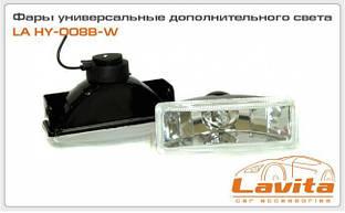 Фара додаткова Lavita LA Hy-008b/W