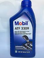 Автомобильное полусинтетическое трансмиссионное масло Mobil  ATF 3309