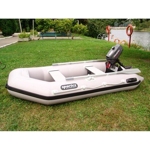 Надувные моторные лодки Sportex