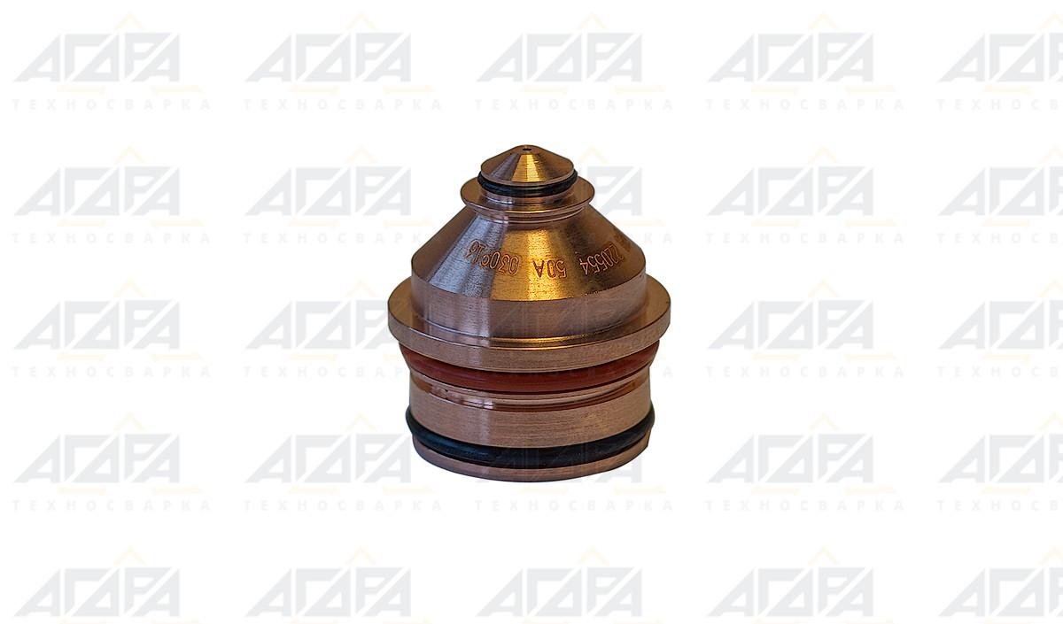 220554 Сопло/Nozzle 50 А для Hypertherm HPR 130 Hypertherm HPR 260