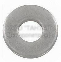 Шайба плоская стальная оцинкованная для тяжелонагруженных конструкций от 3 до 30, DIN 7349