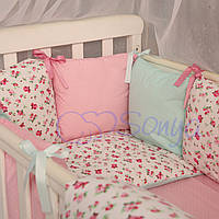 Комплект детского постельного белья Baby Design Premium Provans 6 пр