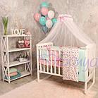 Комплект детского постельного белья Baby Design Premium Provans 6 пр , фото 2