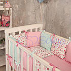 Комплект детского постельного белья Baby Design Premium Provans 6 пр , фото 4
